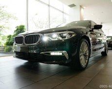 Bán BMW 5 Series 530i Luxury năm sản xuất 2018, màu đen, nhập khẩu   giá 3 tỷ 69 tr tại Đắk Lắk