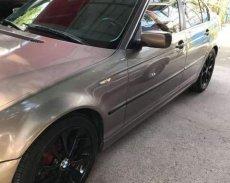 Bán xe BMW 325i 2003, màu bạc, nhập khẩu   giá 195 triệu tại Tp.HCM