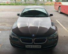 Cần bán xe BMW 5 Series 520i đời 2012, màu nâu, nhập khẩu   giá 960 triệu tại Hà Nội