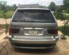 Cần bán gấp BMW X5 đời 2005, màu bạc, nhập khẩu nguyên chiếc giá 380 triệu tại Bình Dương