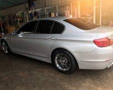 Cần bán xe BMW 5 Series 523i năm sản xuất 2011, màu bạc chính chủ giá 1 tỷ 50 tr tại Tp.HCM