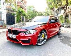Bán BMW 3 Series 320i sản xuất năm 2015, màu đỏ, xe độ gần 1 tỷ giá 1 tỷ 360 tr tại Tp.HCM