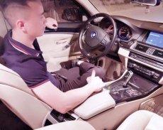 Bán xe BMW 5 Series 523i sản xuất năm 2011, màu trắng, xe nhập giá 830 triệu tại Hải Dương