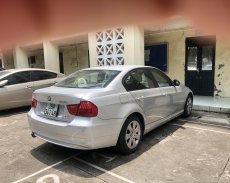 Bán ô tô BMW 3 Series đời 2010, chính chủ, bảo trì bảo dưỡng chính hãng, màu bạc, nhập khẩu  giá 450 triệu tại Hà Nội