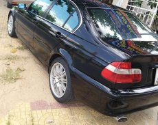 Bán xe cũ BMW 325i 2003, màu đen giá 155 triệu tại Tp.HCM