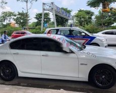 Bán BMW 5 Series 520i 2015, màu trắng giá 1 tỷ 300 tr tại Thái Nguyên