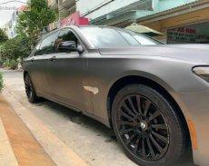 Cần bán BMW 750Li năm sản xuất 2011, màu xám, nhập khẩu  giá 980 triệu tại Tp.HCM