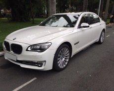 Bán BMW 750 LI 2013 tự động, màu trắng thể thao, cực đẹp giá 2 tỷ 160 tr tại Tp.HCM