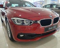Bán BMW 3 Series 320i đời 2019, màu đỏ, xe nhập giá 1 tỷ 355 tr tại Đà Nẵng
