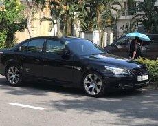Bán xe BMW 5 Series 530i năm sản xuất 2009, màu đen, xe nhập giá 580 triệu tại Tp.HCM