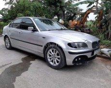 Bán BMW 318i sản xuất năm 2002, màu bạc, giá 145tr giá 145 triệu tại Đồng Nai