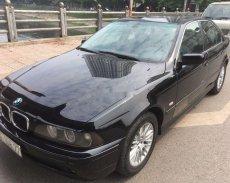 Bán xe BMW 520i đời 2003, màu đen, giá 250tr giá 250 triệu tại Khánh Hòa