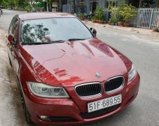 Bán BMW 3 Series 320i năm sản xuất 2011, màu đỏ, xe nhập, 535tr giá 535 triệu tại Tiền Giang