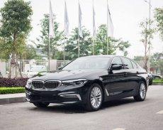 Cần bán xe BMW 5 Series 530i năm 2019, màu đen, nhập khẩu chính hãng mới 100%, giá tốt nhất giá 2 tỷ 919 tr tại Tp.HCM