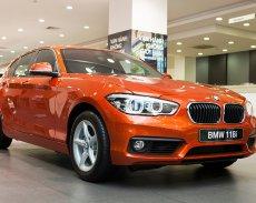 Bán xe BMW 1 Series 118i đời 2019, nhập khẩu nguyên chiếc chính hãng mới 100%, giá tốt nhất giá 1 tỷ 239 tr tại Tp.HCM