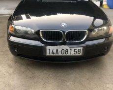 Cần bán BMW 3 Series đời 2003, màu đen xe nguyên bản giá 250 triệu tại Hải Phòng