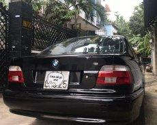 Cần bán BMW 525i năm sản xuất 2003, màu đen, xe nhập giá 209 triệu tại Tp.HCM