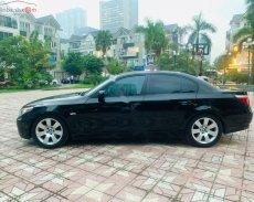 Bán BMW 530i đời 2005, màu đen, nhập khẩu   giá 375 triệu tại Hà Nội