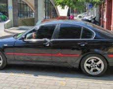 Bán xe BMW 325i năm sản xuất 2004, màu đen, giá chỉ 140 triệu giá 140 triệu tại Hà Nội