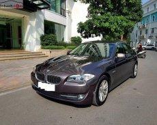 Bán BMW 5 Series 520i năm sản xuất 2012, màu nâu, xe nhập số tự động, giá 989tr giá 989 triệu tại Hà Nội