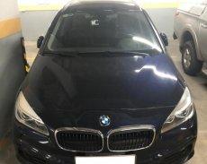 Cần bán gấp BMW 2 Series 218i Gran Tourer năm 2016, màu xanh lam, nhập khẩu nguyên chiếc, giá chỉ 950 triệu giá 950 triệu tại Tp.HCM