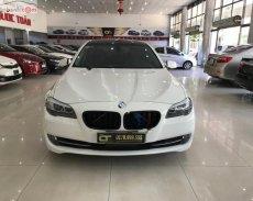 Xe BMW 5 Series 520i năm 2012, màu trắng, xe nhập như mới giá 1 tỷ 189 tr tại Hải Phòng