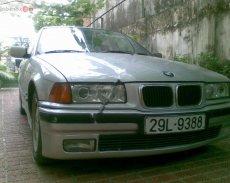 Bán ô tô BMW 3 Series đời 1998, màu bạc, nhập khẩu, chính hãng giá 99 triệu tại Hà Nội