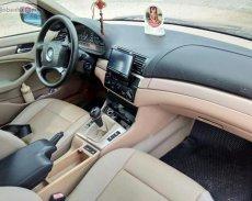 Cần bán lại xe BMW 318i đời 2001, màu đen chính chủ giá 170 triệu tại Tp.HCM