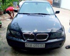 Bán BMW 3 Series năm 2005, màu đen số tự động, 264 triệu xe còn mới nguyên giá 264 triệu tại Tp.HCM