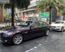 Cần bán lại xe BMW 5 Series 520i năm sản xuất 2012, màu đỏ, xe nhập ít sử dụng, giá 980tr giá 980 triệu tại Hà Nội