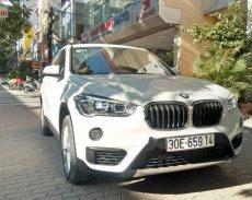 Bán xe BMW X1 sDrive18i đời 2016, màu trắng, nhập khẩu giá 1 tỷ 150 tr tại Hà Nội