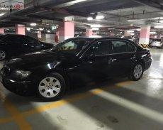 Bán ô tô BMW 730Li đời 2007, màu đen, xe nhập giá 586 triệu tại Hà Nội