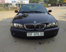 Cần bán BMW 318i AT 2004, màu đen, 189 triệu giá 189 triệu tại Hà Nội