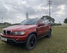 Cần bán xe BMW X5 2003, màu đỏ, nhập khẩu giá 220 triệu tại Hải Dương
