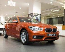 Cần bán xe BMW 1 Series 118i 2019, xe nhập giá 1 tỷ 199 tr tại Tp.HCM