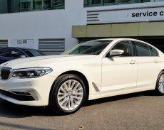 Cần bán BMW 5 Series 530i mới 100% Display Key, màu trắng, nhập khẩu chính hãng giá 2 tỷ 869 tr tại Tp.HCM