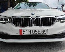 Bán BMW 5 Series 520i đời 2018, màu trắng giá 2 tỷ 20 tr tại Hà Nội