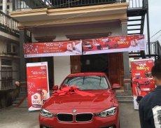 Cần bán BMW 3 Series 320i năm 2018, màu đỏ, nhập khẩu giá 1 tỷ 250 tr tại Đà Nẵng