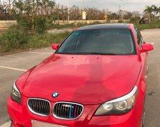 Bán ô tô BMW 5 Series 530i đời 2004, màu đỏ, nhập khẩu nguyên chiếc chính chủ, giá chỉ 380 triệu giá 380 triệu tại Hà Nội