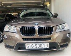 Bán nhanh giá thấp với chiếc BMW X3, sản xuất 2012, màu nâu, nhập khẩu nguyên chiếc giá 795 triệu tại Tp.HCM