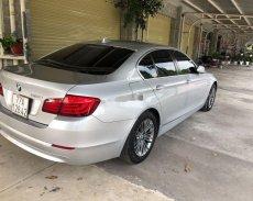 Bán xe BMW 523i năm sản xuất 2011, màu bạc, nhập khẩu nguyên chiếc chính chủ giá 790 triệu tại Bình Định