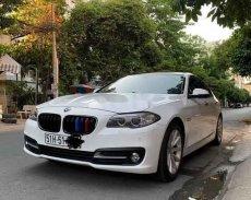 Bán ô tô BMW 5 Series đời 2014, màu trắng giá 1 tỷ 100 tr tại Tp.HCM