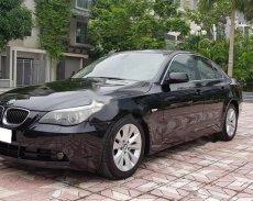 Cần bán BMW 525i đời 2007, màu đen, xe nhập   giá 296 triệu tại Tp.HCM